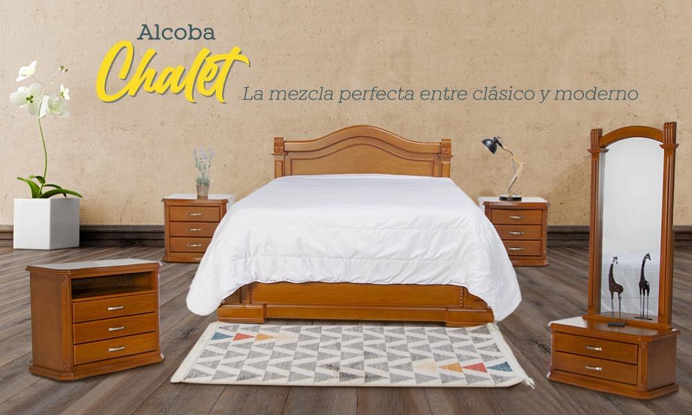 Alcoba Chalet
