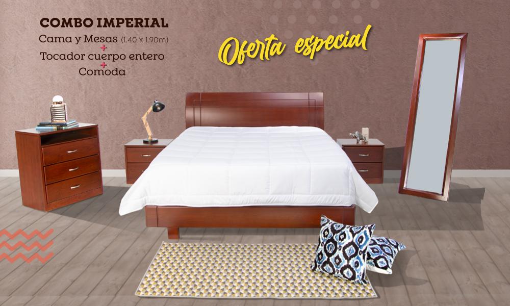 Alcoba Imperial