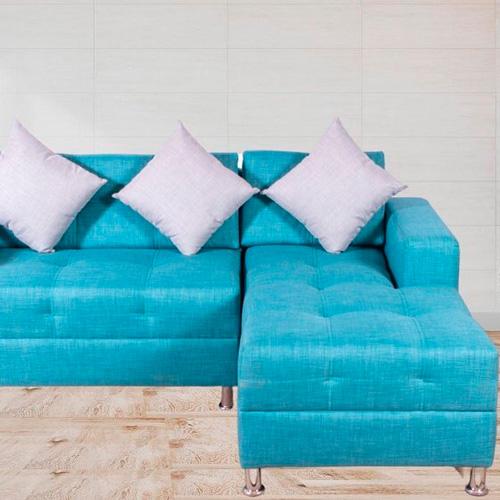 Aprende como limpiar tu sofá de tela